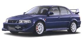 Mitsubishi Lancer Evolution VI GSR {GF-CP9A} 1999