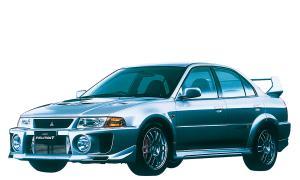 Mitsubishi Lancer Evolution V GSR {GF-CP9A} 1998