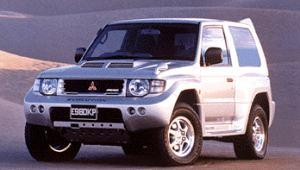 Mitsubishi Pajero Evolution 1997