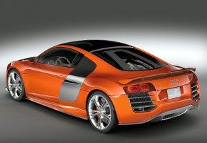 Audi R8 V12 TDi 2008
