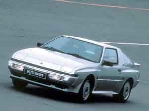 Mitsubishi Starion 2.6 1989
