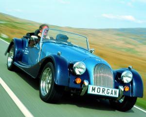 Morgan Roadster 2004