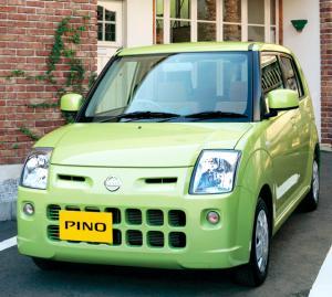 Nissan Pino S 2007