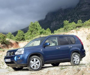 Nissan X-Trail 2.5 2007