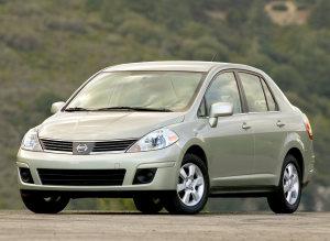 Nissan Versa Sedan 2006