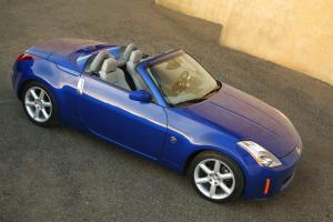 Nissan 350Z Roadster {Z33} 2004