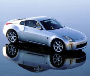 Nissan 350Z (US) {Z33} 2002