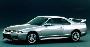 Nissan Skyline R33 GT-R 1995