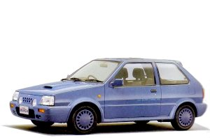 Nissan March Super Turbo {K10} 1989