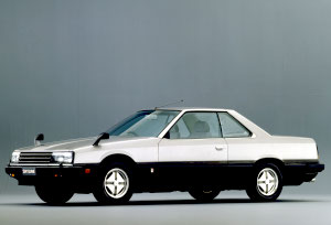 Nissan Skyline 2000 RS Hardtop {R30} 1982