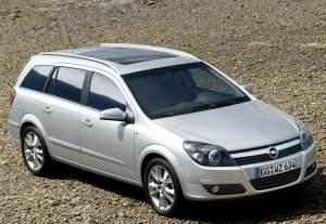 Opel Astra Caravan 1.8 2004