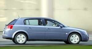 Opel Signum 1.9 CDTI 2004