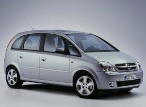 Opel Meriva Essentia 1.6 2003