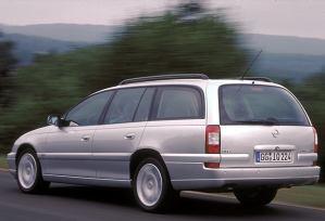 Opel Omega Caravan 2.5 DTI 2002
