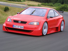 Opel Astra Coupe OPC X-Treme 2001