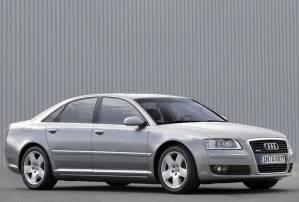 Audi A8 3.2 FSI quattro 2005