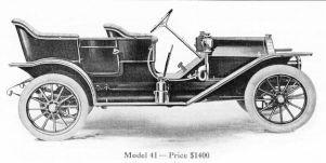 Overland 41 1910