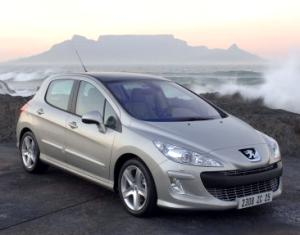 Peugeot 308 1.6 HDi FAP 2007