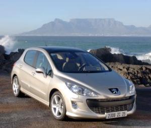 Peugeot 308 1.6 THP 2007