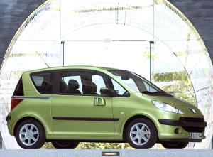 Peugeot 1007 75 2004