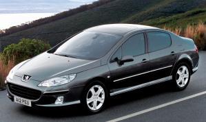 Peugeot 407 2.0 Diesel 2003
