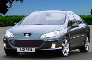 Peugeot 407 2.2 2003