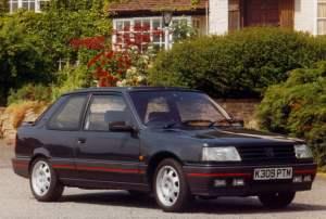 Peugeot 309 GTi 1.9 1987