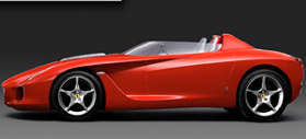 Pininfarina Rosso 2000