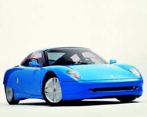 Pininfarina Ethos 2 1993