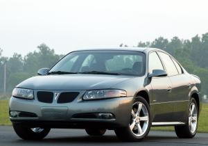 Pontiac Bonneville GXP 2003
