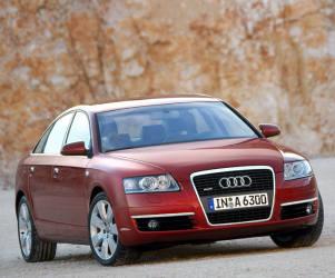 Audi A6 3.0 TDI quattro {C6} 2004