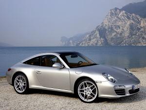 Porsche 911 Targa 4 {997} 2008