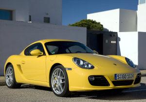 Porsche Cayman S PDK 2008
