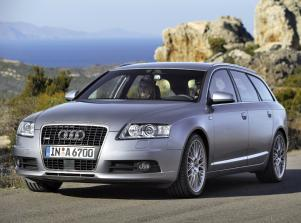 Audi A6 Avant 3.2 FSI quattro {C6} 2004
