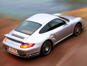 Porsche 911 Turbo Tiptronic S {997} 2006