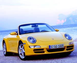 Porsche 911 Carrera 4 Cabriolet {997} 2005
