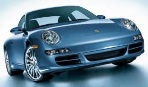 Porsche 911 Club Coupé {997} 2005