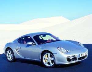 Porsche Cayman S Tiptronic 2005
