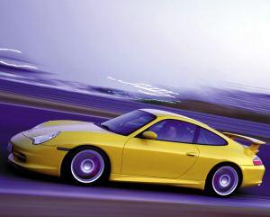 Porsche 911 GT3 {996} 2003