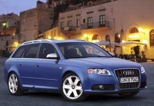 Audi S4 Avant 2004