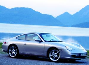 Porsche 911 Carrera 4 {996} 2001