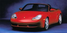 Porsche Boxster S 1999