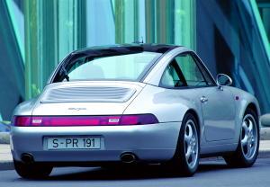 Porsche 911 Carrera Targa {993} 1996