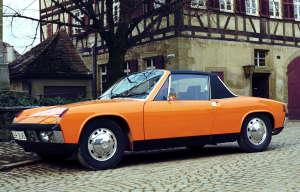 Porsche 914 1.7 1969
