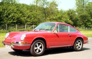 Porsche 911T 1968