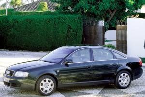 Audi A6 2.5 TDi {C5} 2002