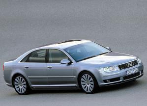 Audi A8 4.2 quattro 2002
