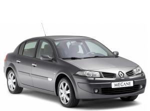 Renault Megane II Sport Saloon 2.0 dCi 2006