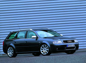 Audi RS6 Avant 2002