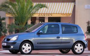 Renault Clio II 1.5 dCi {Generation 2004} 2003